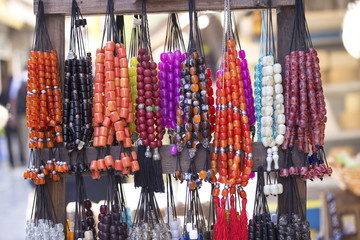 Colorful rosaries