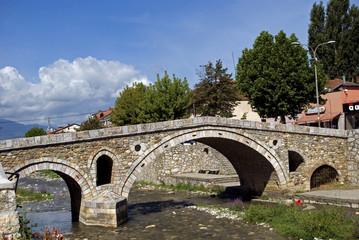 Stone bridge, Prizren, Kosovo