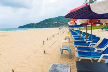 PHUKET - JUNE 7 :  Tourists spend their  holiday on JUNE 7, 2014