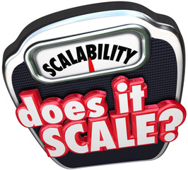 Scalability Does It Scale 3d Words Increase Size Scope Business