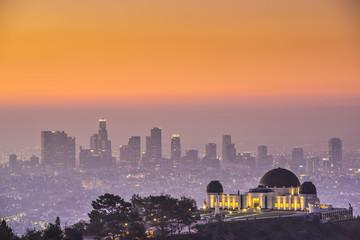 Downtown LA, California, USA