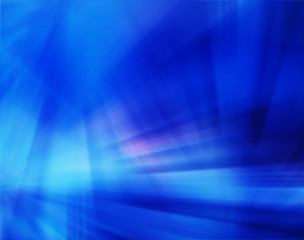 abstract blurred blue background