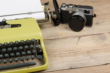 Classic journalist tools