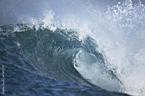 Fototapeta Wave Curl