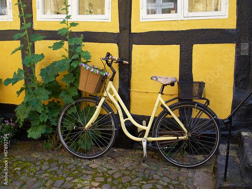 Vintage Classical k Bicycle