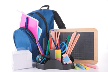 bag and school accessories