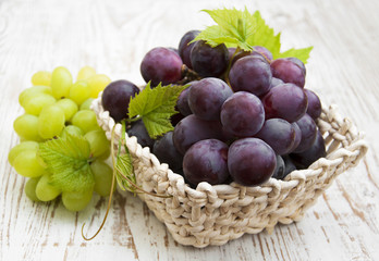 .Fresh grape