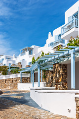 Holiday apartments in Mykonos