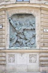 Memoria ai caduti della prima guerra mondiale, Budapest.