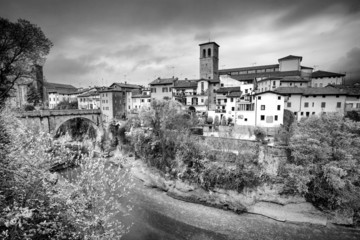 Cividale del Friuli in early spring