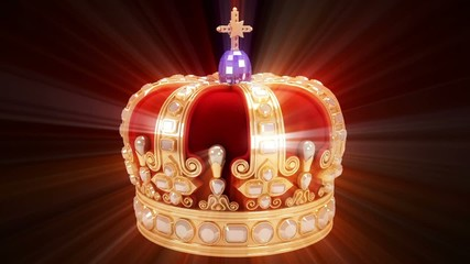Shiny Crown - Loopable Animation