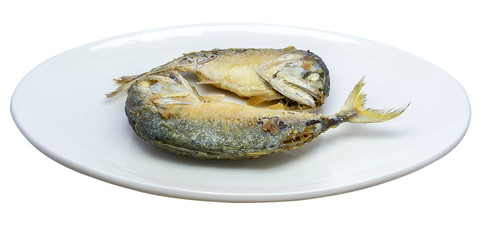 mackerel fried