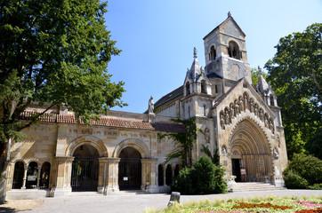 Castello Vajdahunyad, Chiesa di Jak, Budapest.