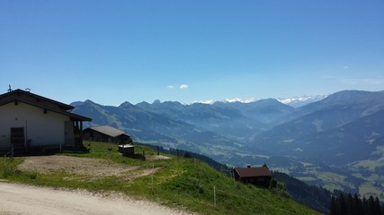 Alpenpanorama Brixental