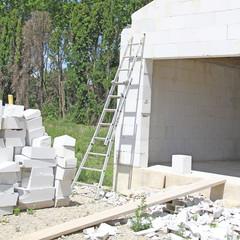 Construction en siporex