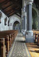 Saint Patrick's Roman Catholic Church interior