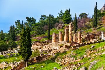 Ancient Apollo temple