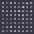 Big universal icon set