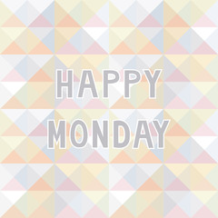 Happy Monday background2