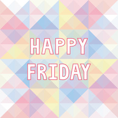 Happy Friday background3