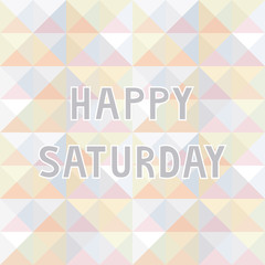 Happy Saturday background2