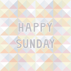 Happy Sunday background2