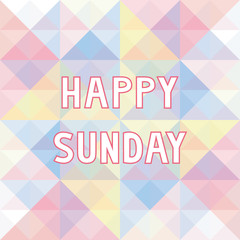 Happy Sunday background3