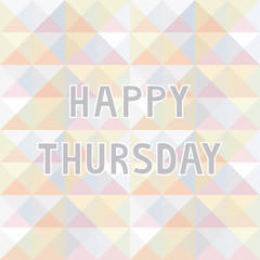 Happy Thursday background2