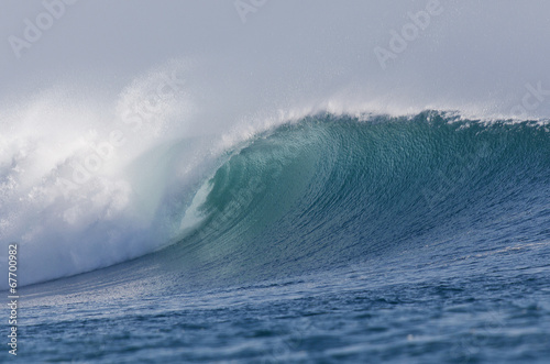 Tuinposter Water indian ocean