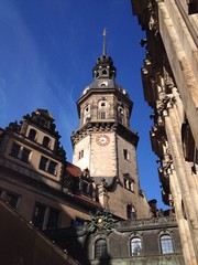 Hausmannsturm des Dresdner Schlosses
