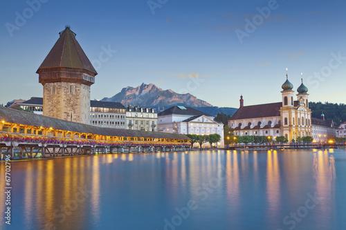 Lucerne.