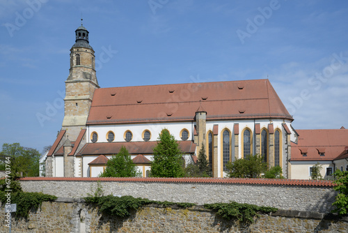 canvas print picture St. Georg in Amberg