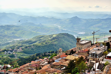 San Marino High Point View