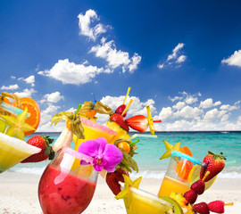 Sommer-Genuss: Karibische Cocktails :)