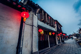Fototapety Flagstone alley in Zhouzhuang, China