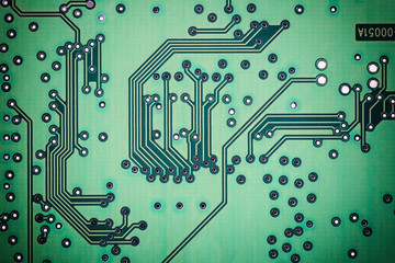 printed circuit board background