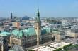 Rathaus Hamburg,Rathausmarkt, Bürgerschaft, Senat,Hamburg