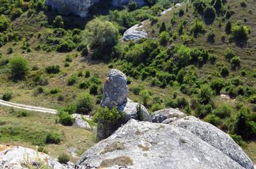 скалы Эски-кермен