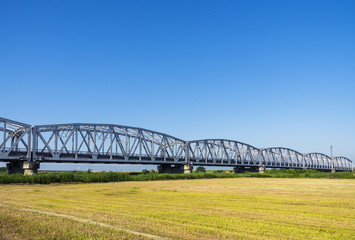 鉄骨トラス橋