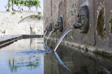 Fontana Medievale, Laterza, Taranto