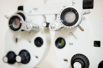 optical diopters calibrator