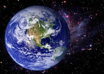 Earth Space Universe Galaxy