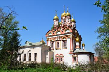 Храм Николая Чудотворца на Берсеневке, Москва