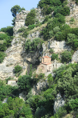 Chapel of st. Michele at Berat