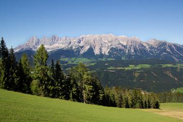 Das Dachstein-Massiv