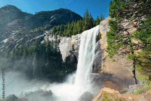 Foto op Aluminium Landschappen Waterfalls