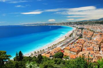 vieux Nice et la promenade des anglais
