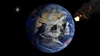 Asteroid & Asia
