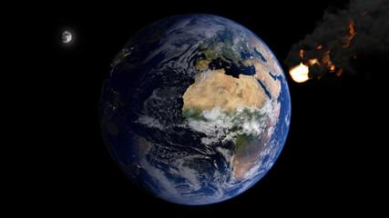 Asteroid & Eurafrica