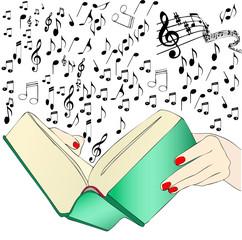 Un libro musicale